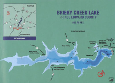 Briery_Creek_Lake