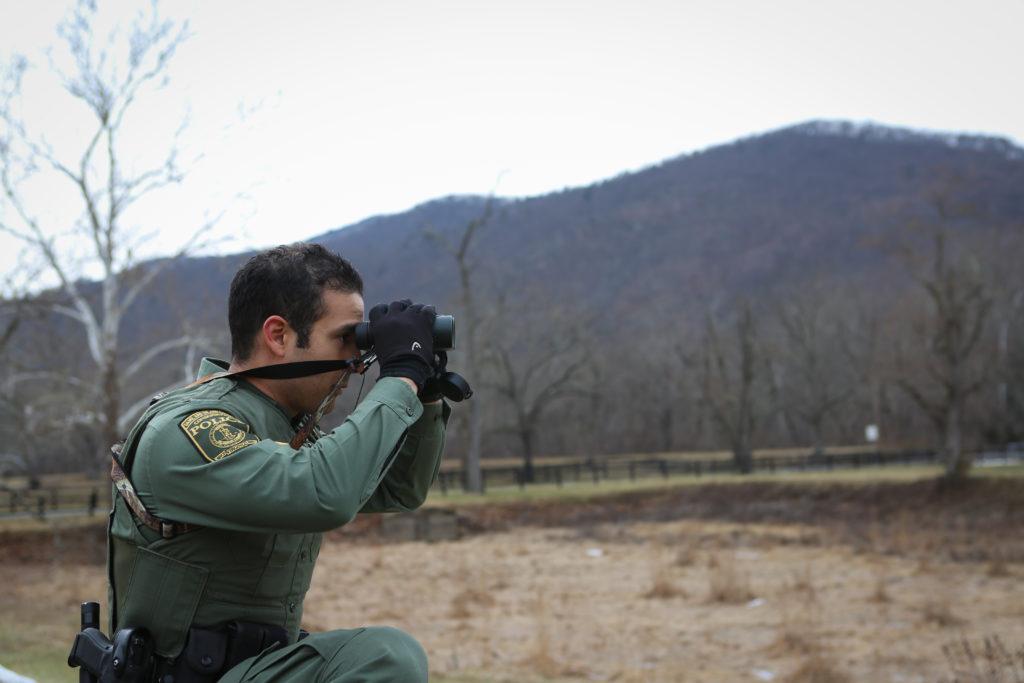 Virginia Conservation Police | VDGIF