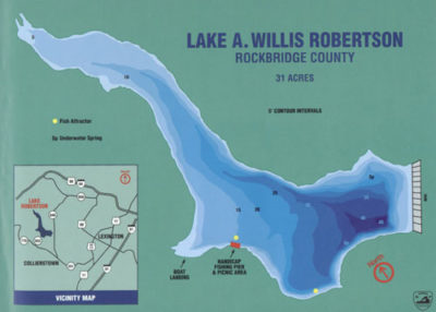 Lake_A_Willis_Robertson