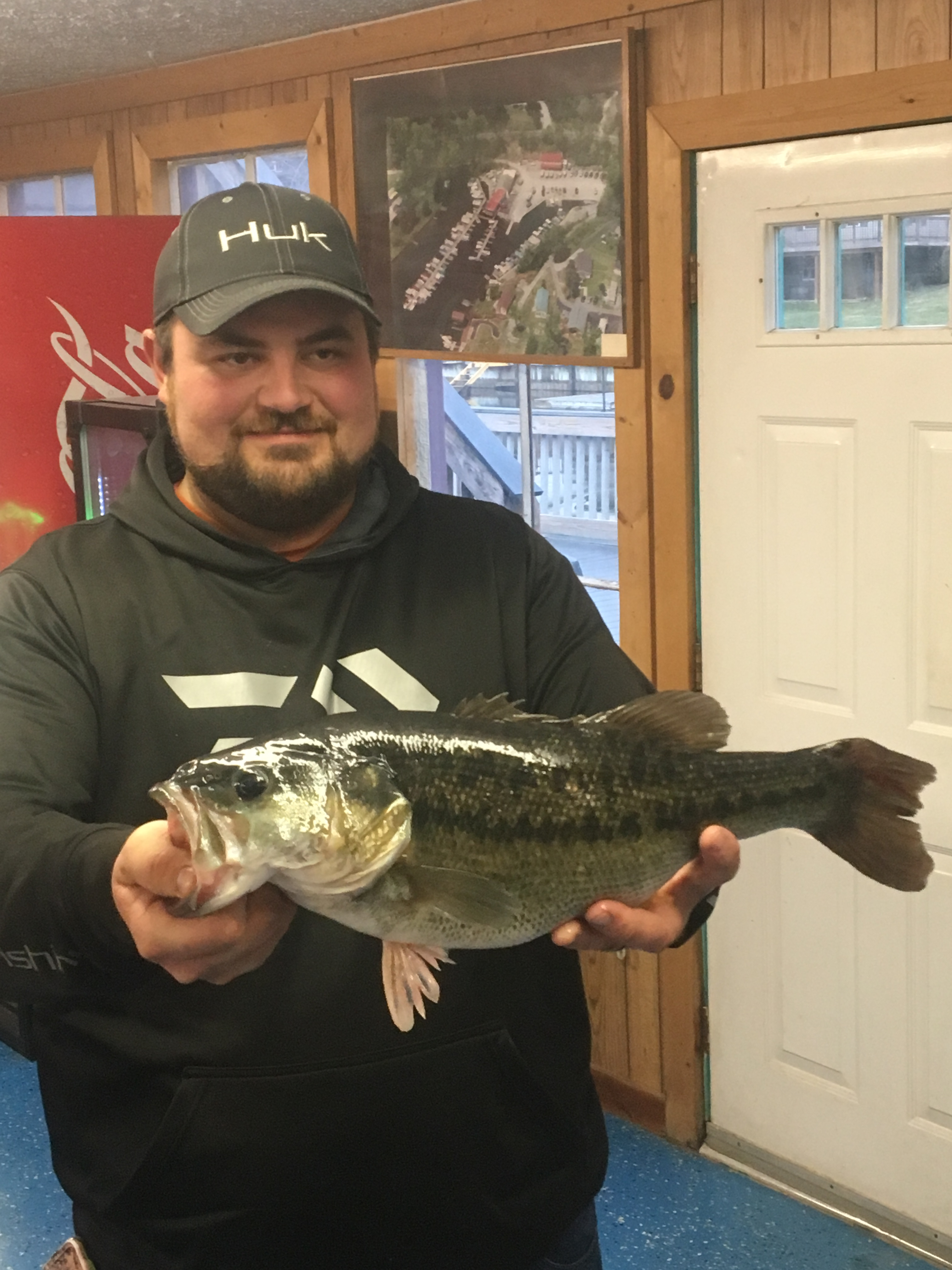 Virginia state record fish vdgif for Virginia game and fish