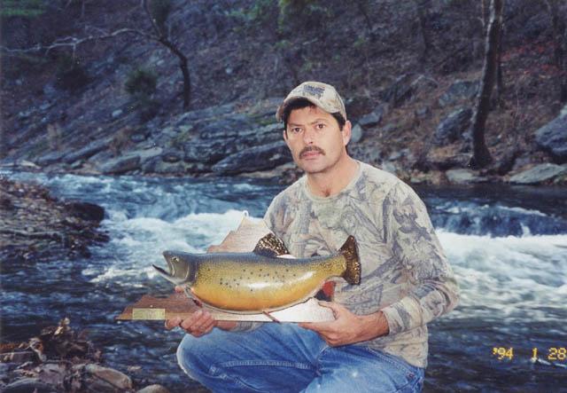 Virginia state record fish vdgif for Pa fish records