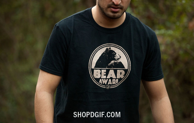 Bear Aware Shirt