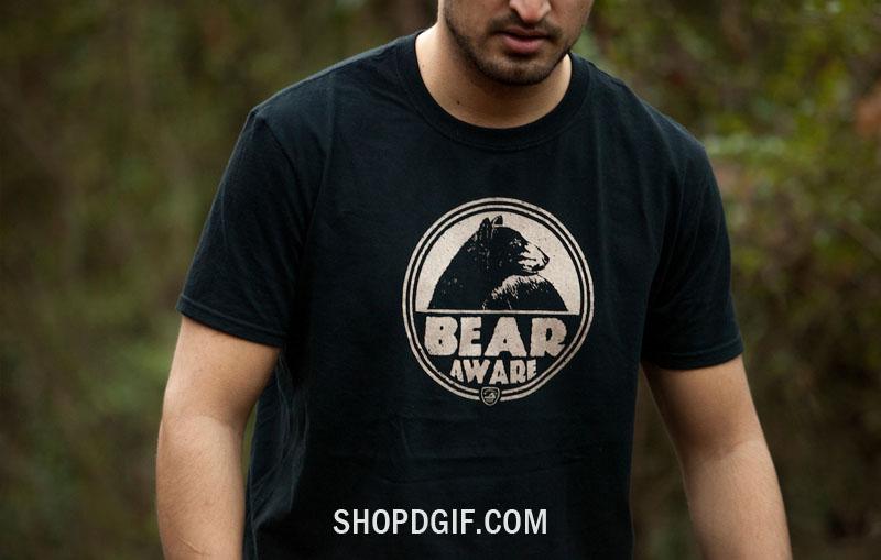 Bear Aware Shirt