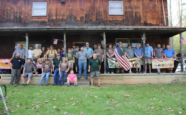 Virginia Conservation Police Notebook | VDGIF