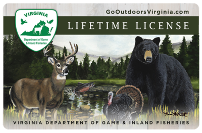 virginia lifetime hunting fishing licenses vdgif
