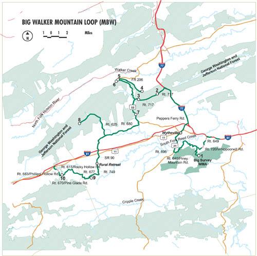 VBWT Loop: MBW
