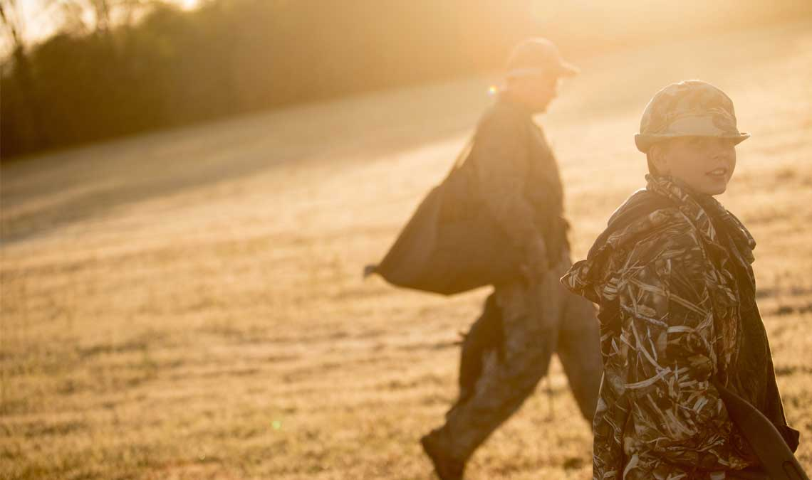 Youth & Apprentice Spring Turkey Hunting Weekend: April 6 and 7
